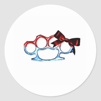 KnuckleBow Stickers