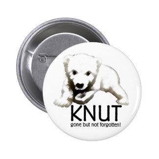 Knut Polar Bear 6 Cm Round Badge