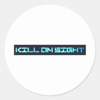 KoA Clan Classic Round Sticker