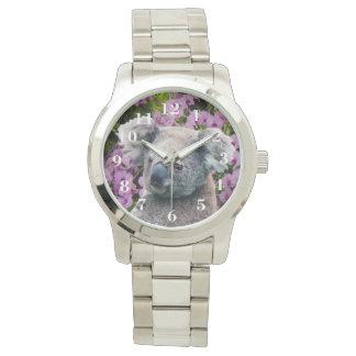 Koala and Orchids Watch