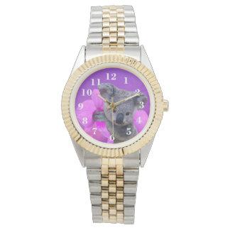 Koala and Orchids Wristwatches