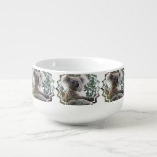 Koala Bear Facts Soup Mug