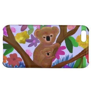 koala Habitat iPhone 5C Cover