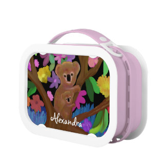 Koala Habitat Lunchbox Lunchboxes