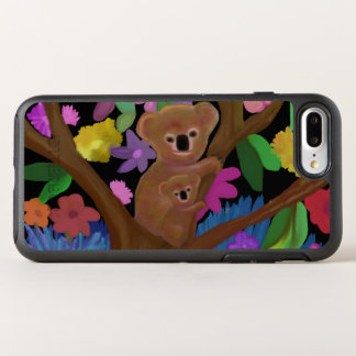 Koala Habitat OtterBox Symmetry iPhone 8 Plus/7 Plus Case