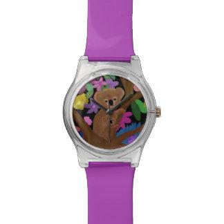 Koala Habitat Wristwatch