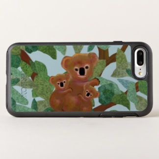 Koalas in the Eucalyptus OtterBox Symmetry iPhone 8 Plus/7 Plus Case