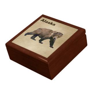 Kodiak Bear Gift Box