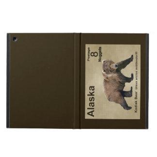 Kodiak Bear iPad Air Cases