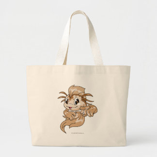Koi Brown Large Tote Bag