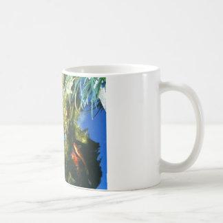 Koi fish classic white coffee mug