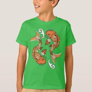 Koi Pond - Kids T-Shirt