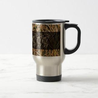 Kokopelli camo long dark mugs