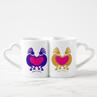 Kokopelli Coffee Mug Set