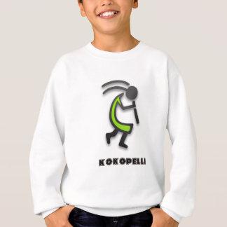 Kokopelli Flute Player Sweatshirt