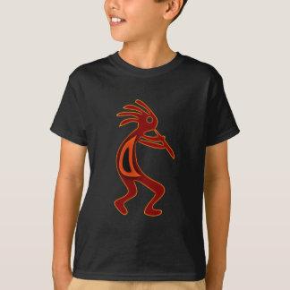 Kokopelli Indian native American T-shirt