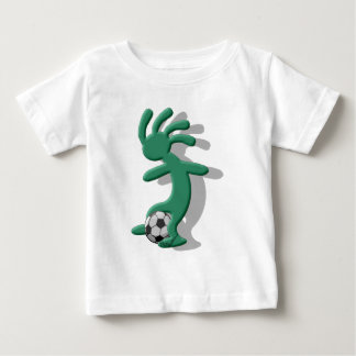 Kokopelli Soccer Baby T-Shirt