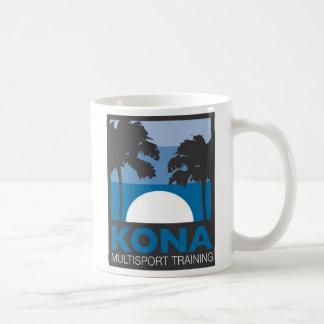 KONA Mug w/ blue logo... Train hard, train smart!