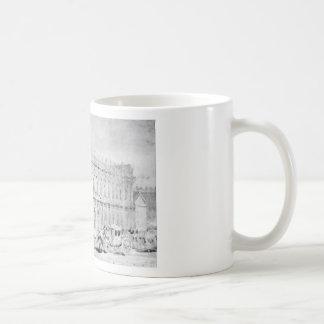 Konjushennyj museum by Vasily Sadovnikov Basic White Mug