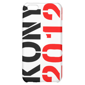 KONY 2012 i Case For iPhone 5C