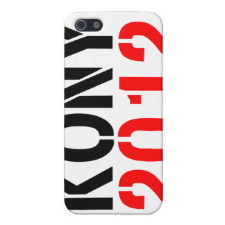 KONY 2012 i Covers For iPhone 5