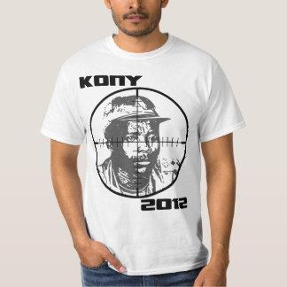 Kony 2012 Joseph Kony Target Crosshairs Tee Shirt