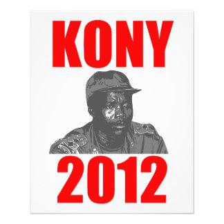 Kony 2012 Stop Joseph Kony 11.5 Cm X 14 Cm Flyer