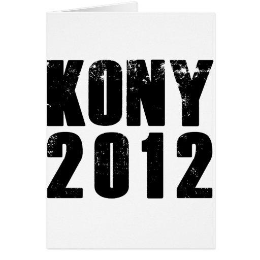 Kony 2012 Stop Joseph Kony Card