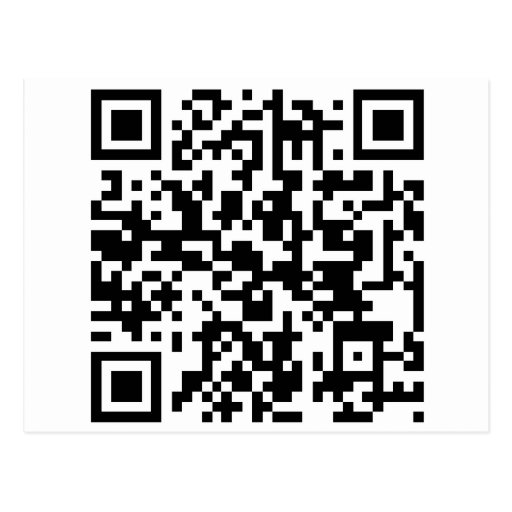 Kony 2012 Video QR Code Joseph Kony Post Cards