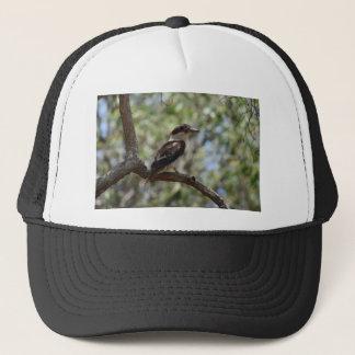 KOOKABURRA RURAL QUEENSLAND AUSTRALIA TRUCKER HAT