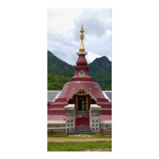 KOOLshades BUDDHA  Temple Glory Rack Card