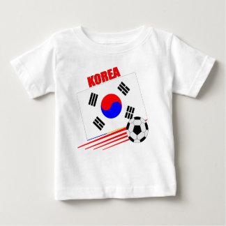 Korean Soccer Team Baby T-Shirt