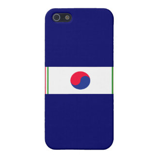 Korean War  Ribbon iPhone 5/5S Cover