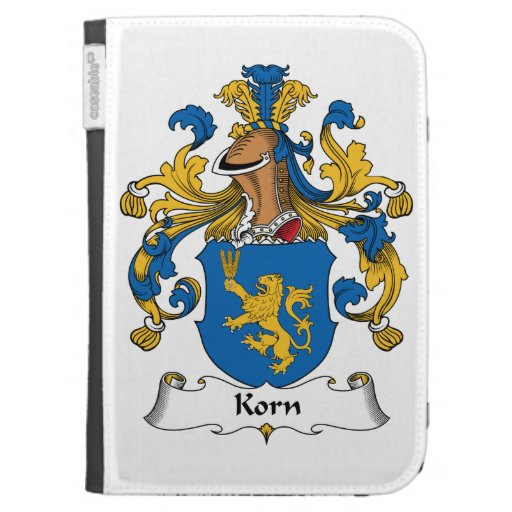 Korn Family Crest Kindle Cases