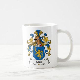 Korn Family Crest Mug