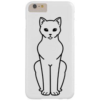 Korn Ja Cat Cartoon Barely There iPhone 6 Plus Case