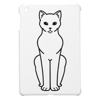 Korn Ja Cat Cartoon Cover For The iPad Mini