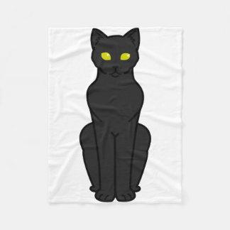 Korn Ja Cat Cartoon Fleece Blanket