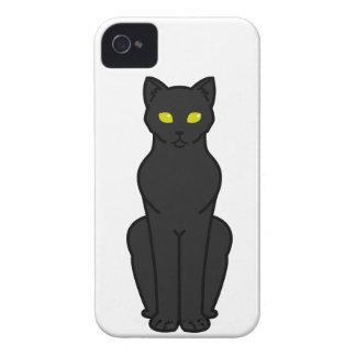 Korn Ja Cat Cartoon iPhone 4 Cover