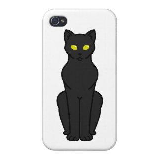 Korn Ja Cat Cartoon iPhone 4 Covers