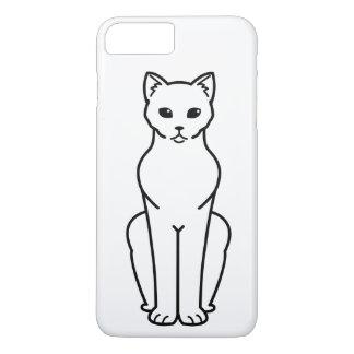 Korn Ja Cat Cartoon iPhone 7 Plus Case