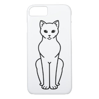 Korn Ja Cat Cartoon iPhone 8/7 Case