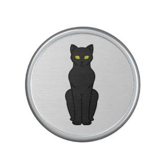 Korn Ja Cat Cartoon Speaker
