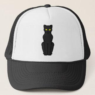 Korn Ja Cat Cartoon Trucker Hat