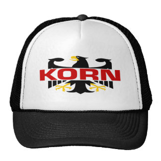 Korn Surname Mesh Hat