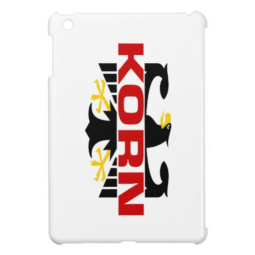 Korn Surname Cover For The iPad Mini