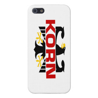 Korn Surname iPhone 5 Cover