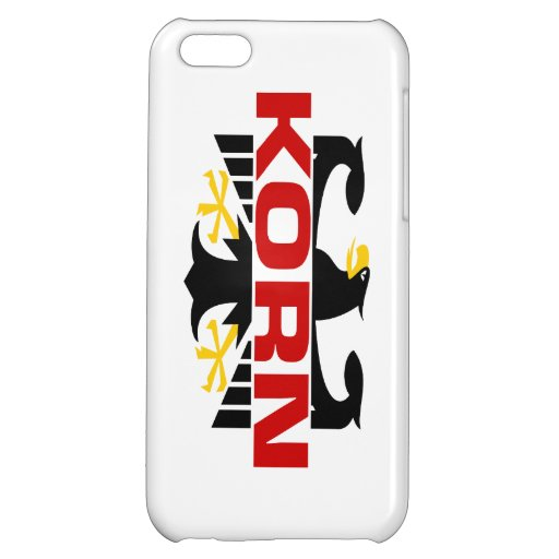 Korn Surname iPhone 5C Case