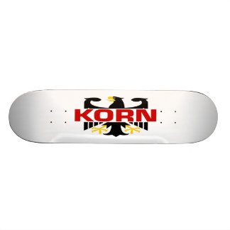 Korn Surname Skateboard