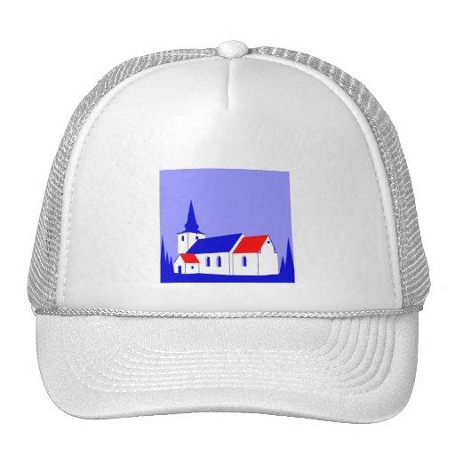 Korning Kirke - The Church in Korning Hat